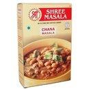 Смесь специй для гороха Чана масала (Chana masala), 100 г, Shree masala